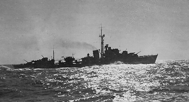 HMS Scourge